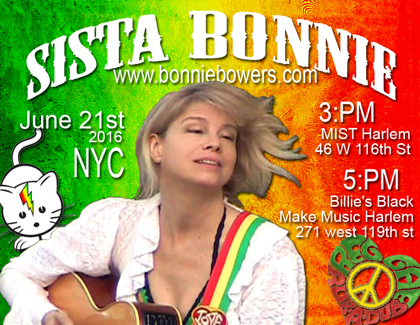 Bonnie Bowers live in NYC